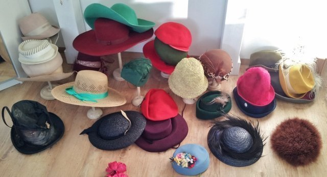 Innerhalb weniger Wochen wurden diese alten Hüte erneuert