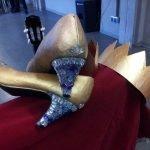 Die glitzernden Schuhe der Prinzessin