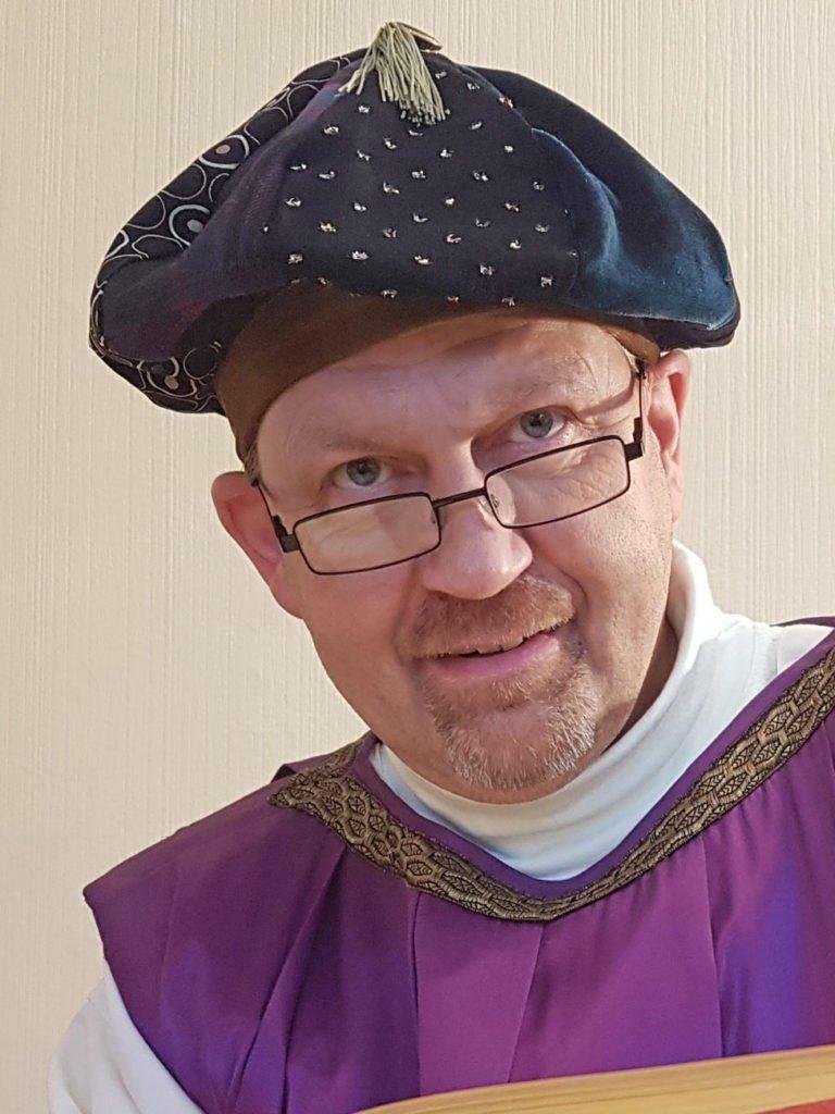 Vorlesesr Mütze Portrait