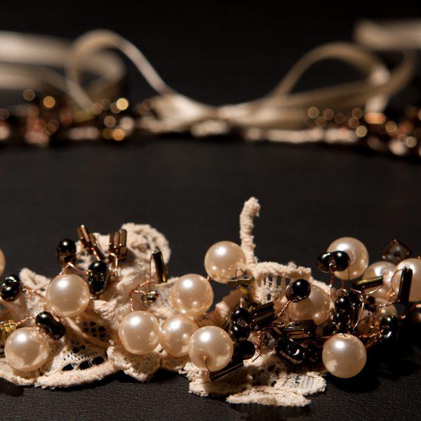 Haarband Boho Dream Detail