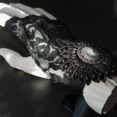 """Armband """"Black Lady"""""""