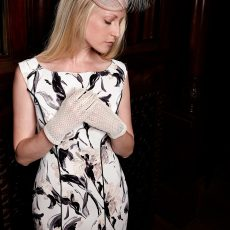 Fascinator <em>Derbylady</em> mit Federn