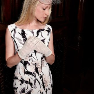 "Fascinator Sinamay ""Derby Lady"""