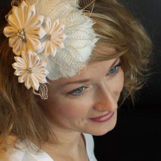 Fascinator Braut
