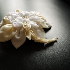 Haircomb White Japan #1