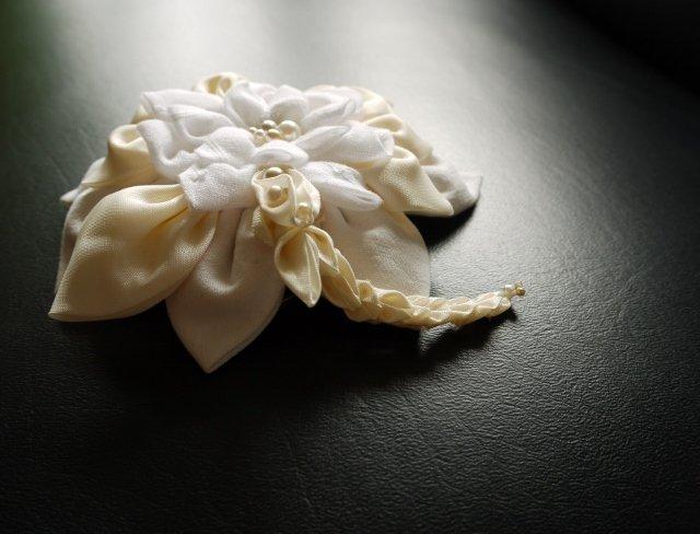 Haircomb White Japan #1