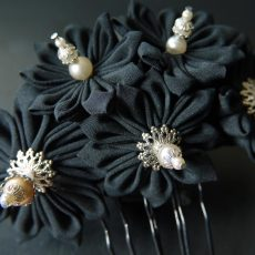Haircomb Black Japan #1