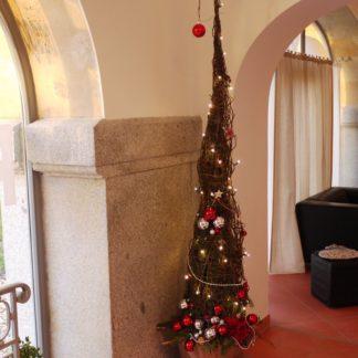 Weihnachtsbaum Wichtel groß