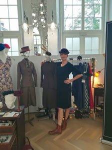 Unser schöner Stand bei den DO Leipzig 2017 als begehbarer Kleiderschrank
