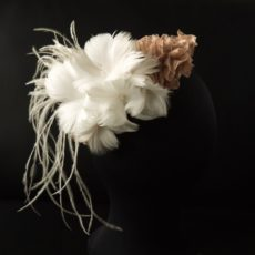 Haircomb Fluffy Feathers