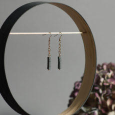 Delicate Chain Earrings