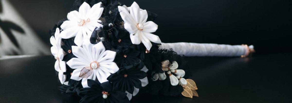 Faunauges Bouquets - Alternative Brautsträuße aus dem Material, das am besten zu deiner Hochzeit passt