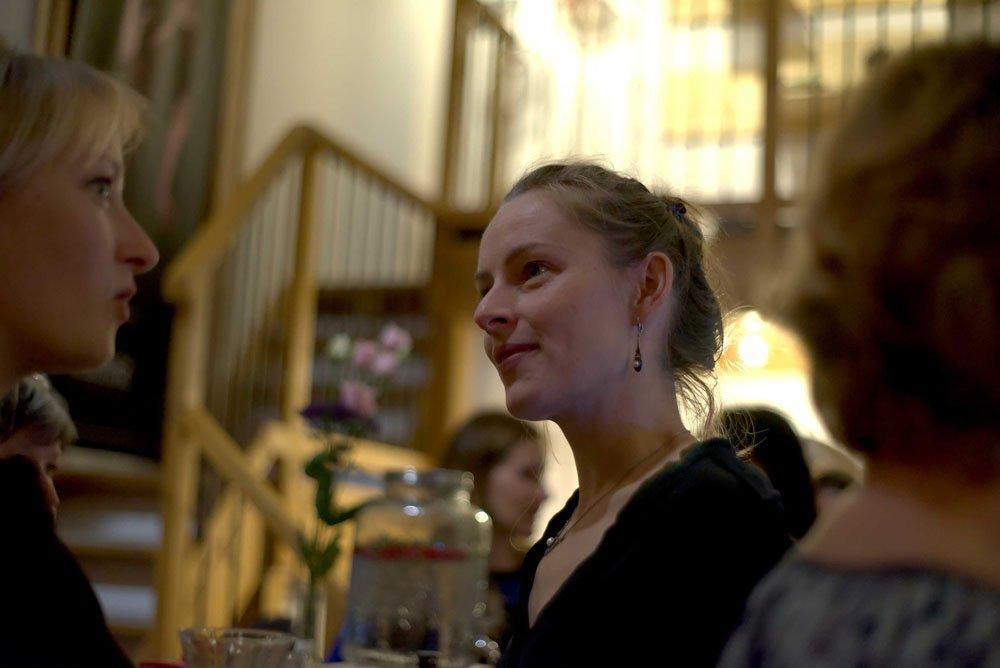 Sarah Tango
