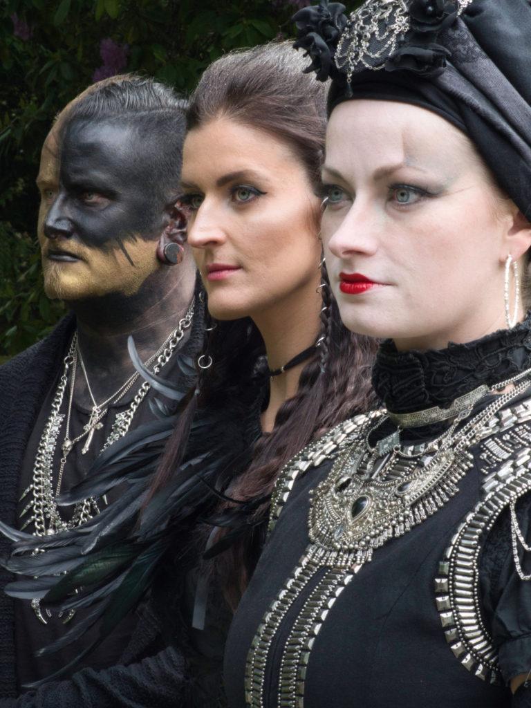 3 Goths