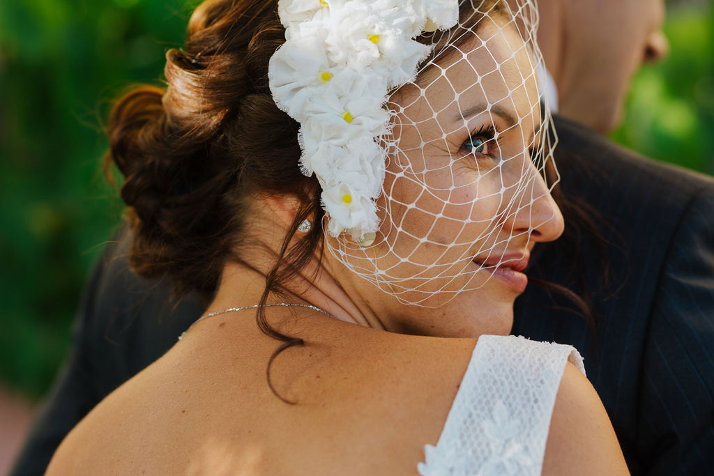 Fascinator zur Hochzeit