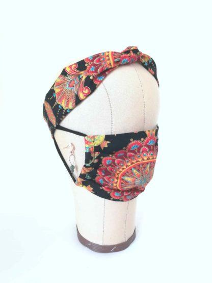 Mund-Nasen-Maske Corona
